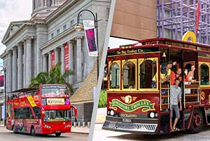 Singapore 7 with Trolley