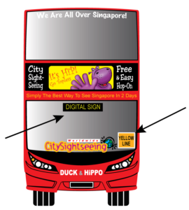 Singapore Hop-on Hop-off – Bus Stop Locator